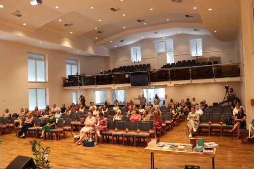 Christen-baptisten darmstadt evangeliums gemeinde Corona
